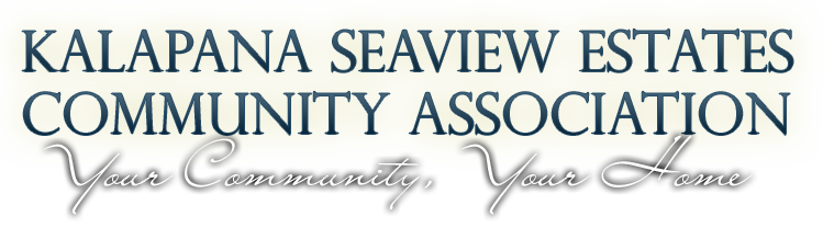 Kalapana Seaview Estates Community Association